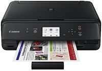 Canon TS6010 Setup printer