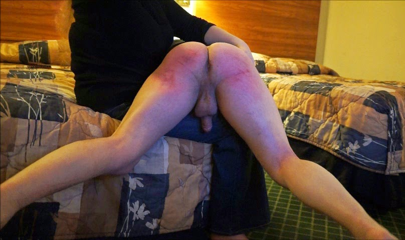 Fm exposed and soundly spanked - 3 part 6
