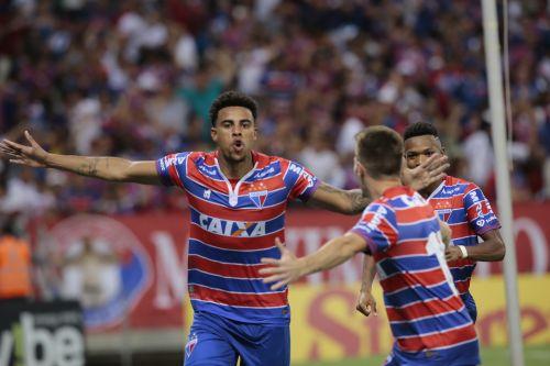 Fortaleza segue líder da Série-B do Campeonato Brasileiro