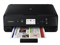 Canon TS5055 Driver Free Download - Windows, Mac