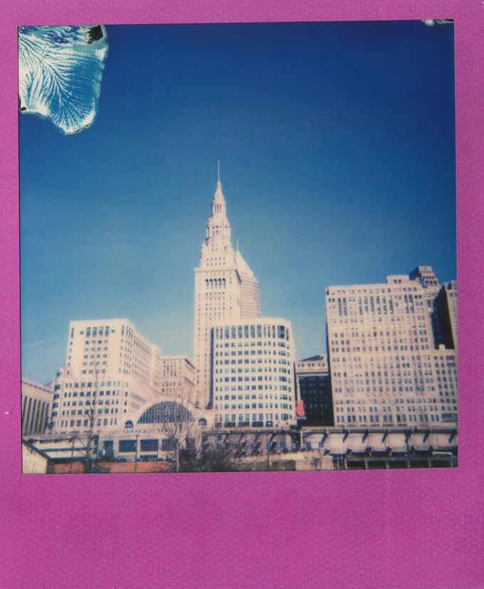 polaroid, instant film, impossible project