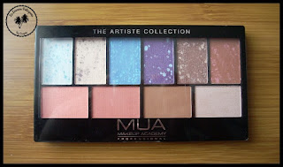 The Artiste Collection de MUA