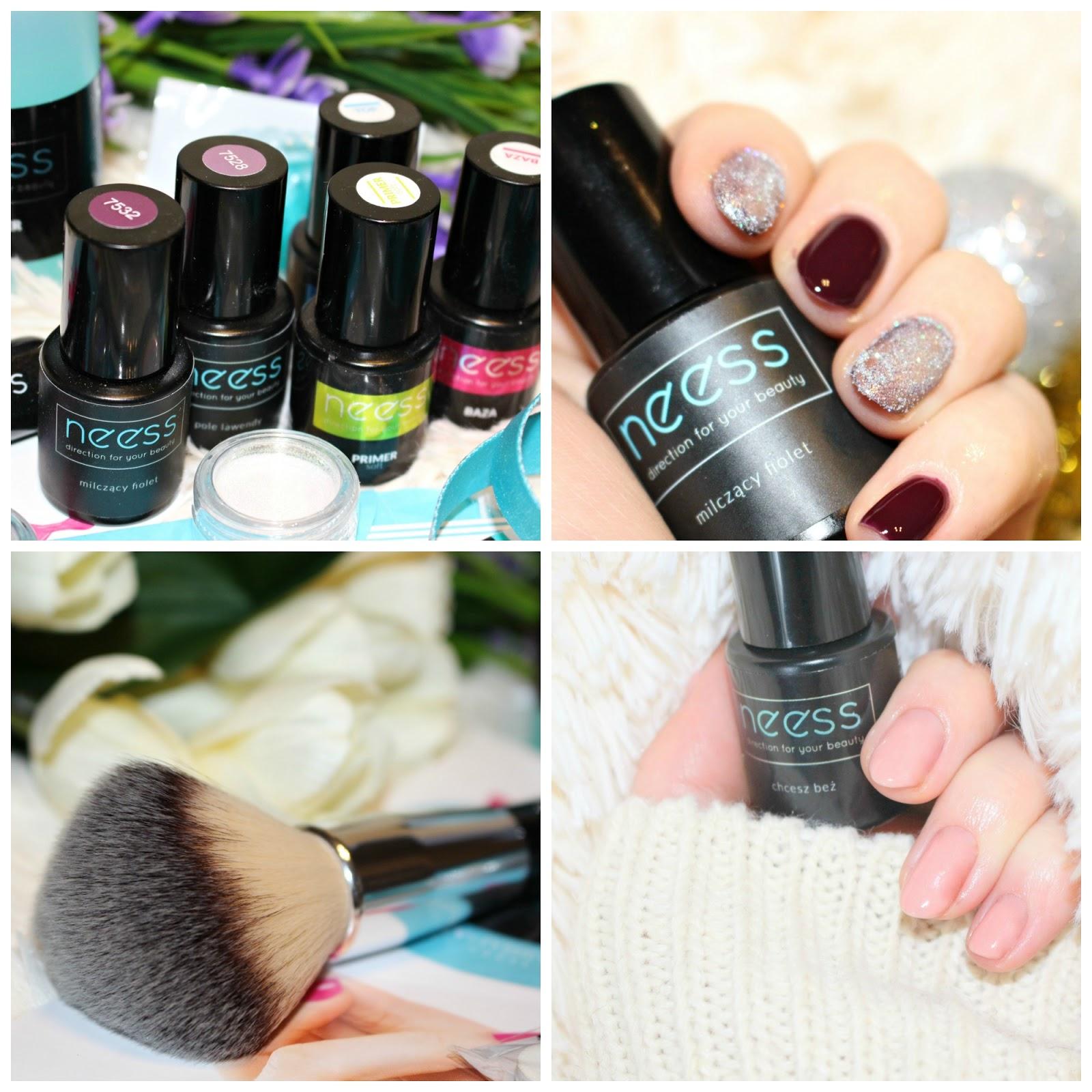Manicure Hybrydowy – NEESS