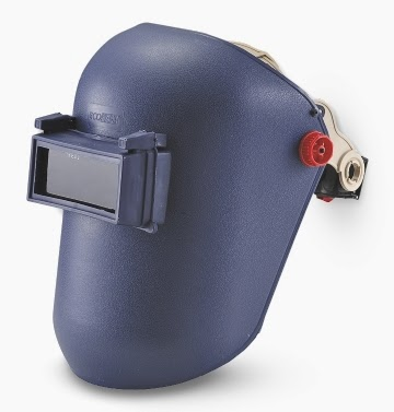 WELDING HEAD SHIELD