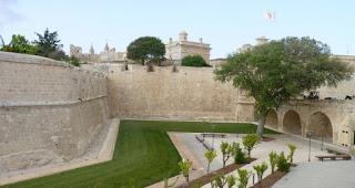 Murallas de Mdina.