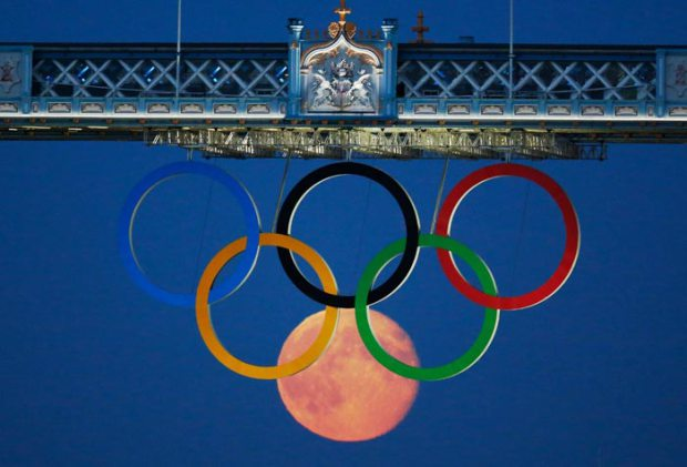 An Extra Olympic Ring