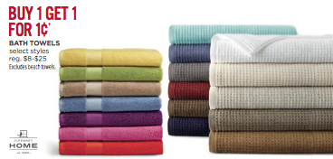 I'm Sprucing up for Spring with BOGO 1¢ Deals from JCPenney   via  www.productreviewmom.com