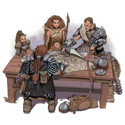 Resultado de imagem para RPG de mesa