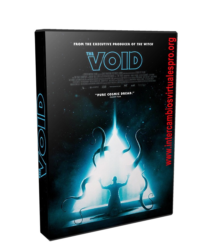 The Void poster box cover