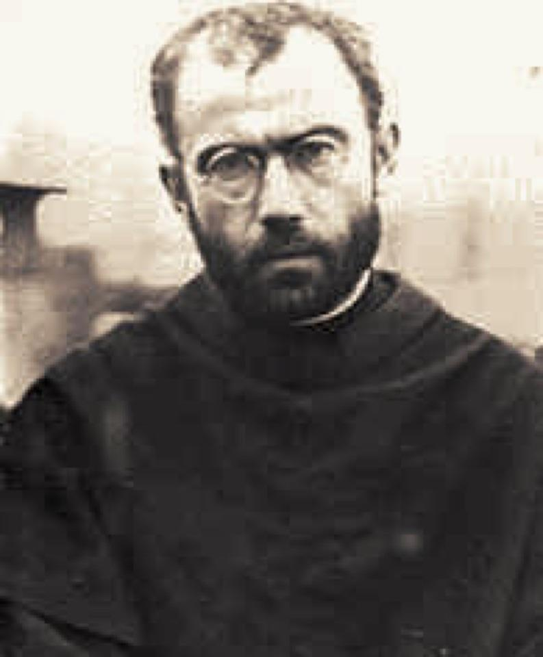 Blue eyed ennis memorial of saint maximilian kolbe for Castorama st max