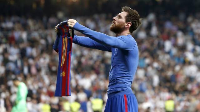 Messi aniquiló al Madrid en el último suspiro