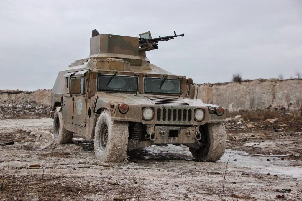 HMMWV M1097A2 Иван Савельев