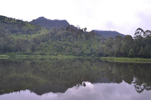 Situ Cisanti Kabupaten Bandung