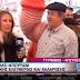 Μπουρανί: Ρεπόρτερ της ΕΡΤ παίρνει on air από παππού στον Τύρναβο την καλύτερη ευχή (VIDEO)