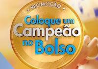 Promoção 'Coloque um campeão no Bolso' Caixa e VISA www.promocaocaixavisa.com.br