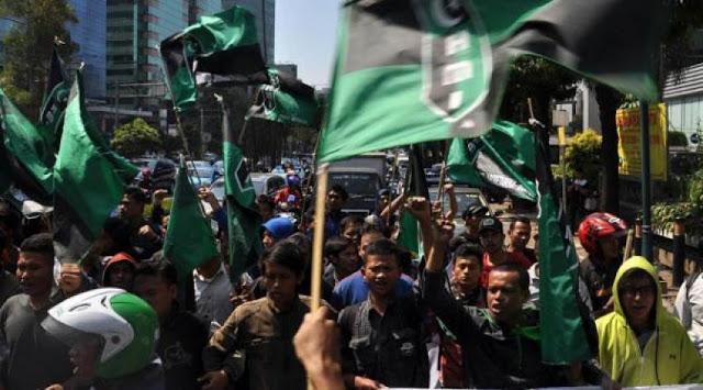 Lusa, HMI Se-DKI Jakarta Gelar Aksi Demo Desak Kemenkominfo Cabut Izin Koran KOMPAS