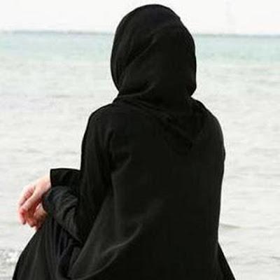 disihir, gambar wanita solehah, gambar wanita