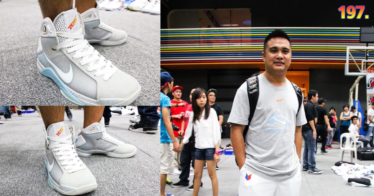 de559d964d37 Astron Sneaker Hunts  197. Nike Hyperdunk Air Mcfly 2015 Back To The ...