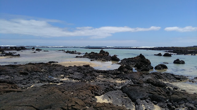 Playas naturales de Lanzarote