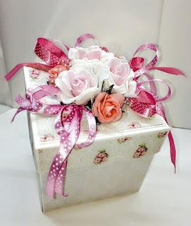 Box w różowosciach:)