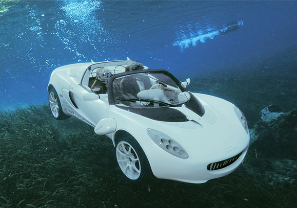 Genie Practice Believe Or Not A Submarine Car