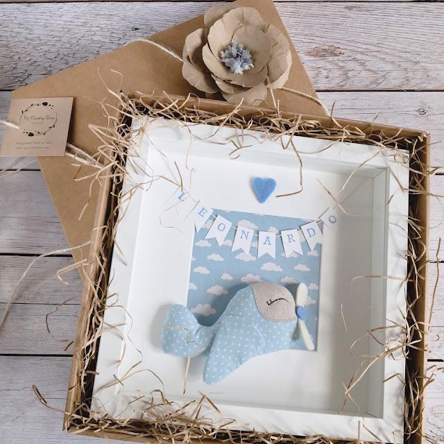 quadri nascita handmade