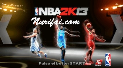 NBA 2K13 PSP PPSSPP