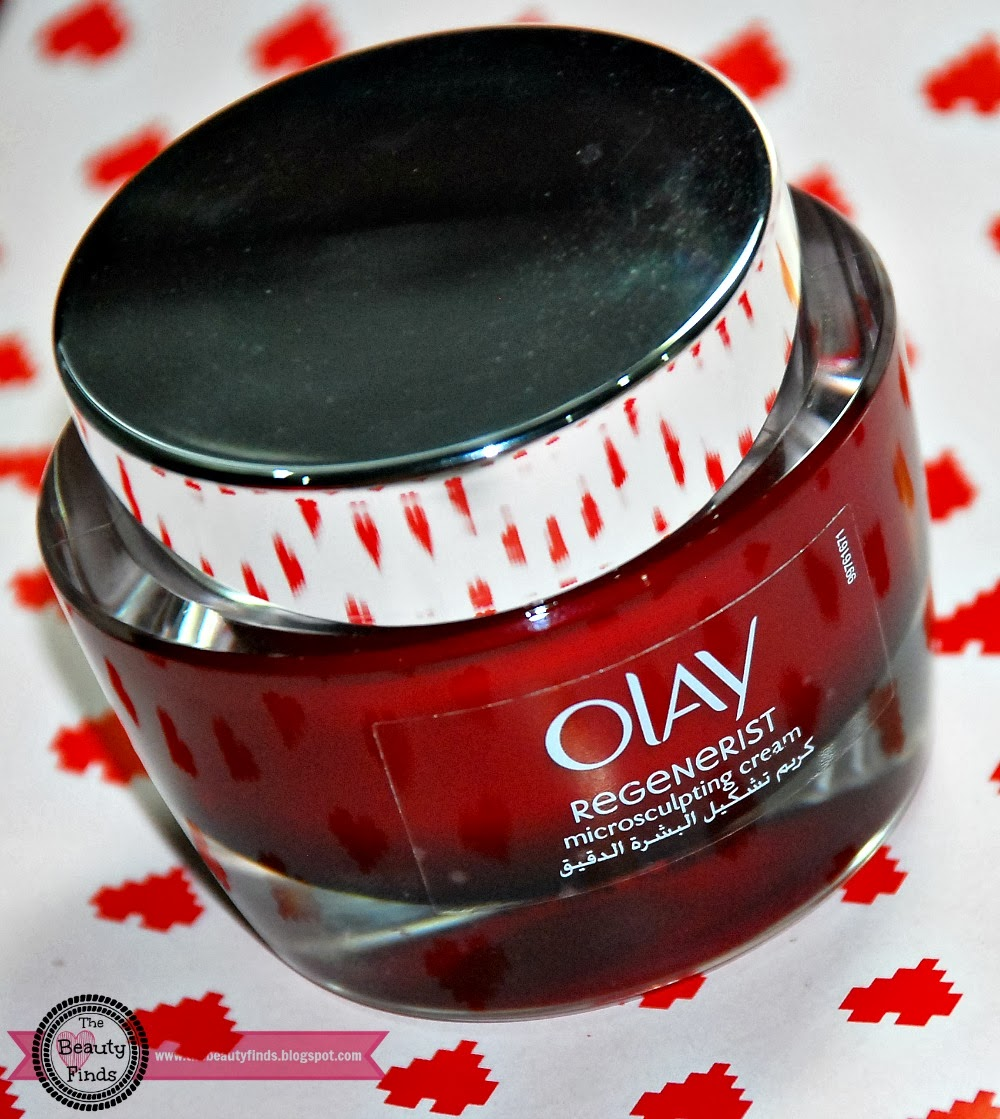 The Beauty Finds Olay Regenerist Vs Loreal Revitalift Micro Sclupting Serum By I Purchased My Microsculpting Cream From Al Fatah Liberty Lahore Please Make Sure That You Get This A Reliable Source Because It Is