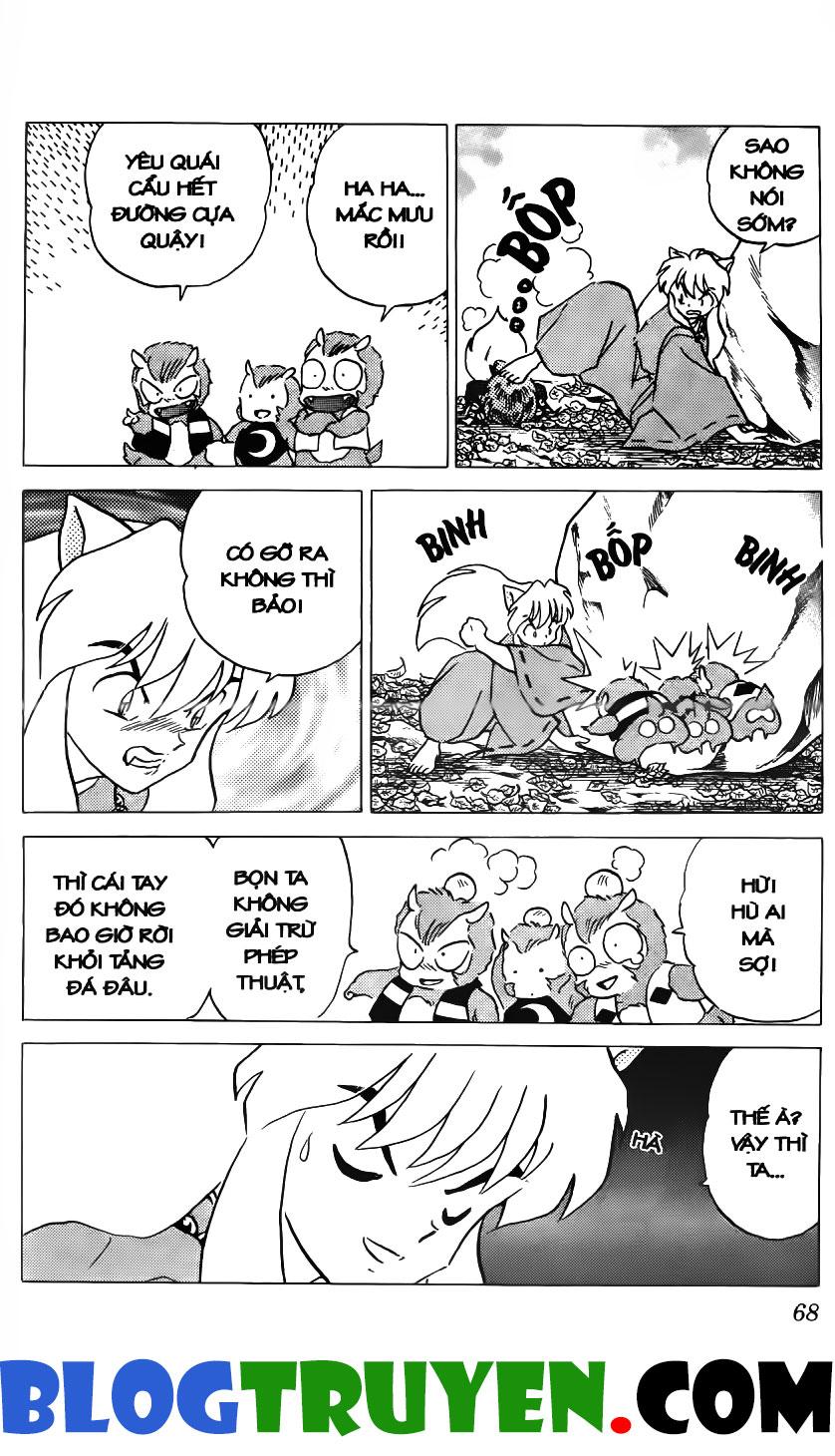 Inuyasha vol 24.4 trang 11