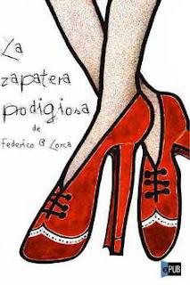 Portada de La zapatera prodigiosa para descargar en pdf gratis