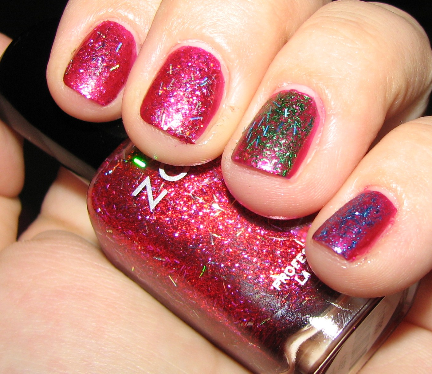 Nail Polish On Pinky Finger Meaning: Zoya Gems & Jewels Holiday Nail Polish Collection