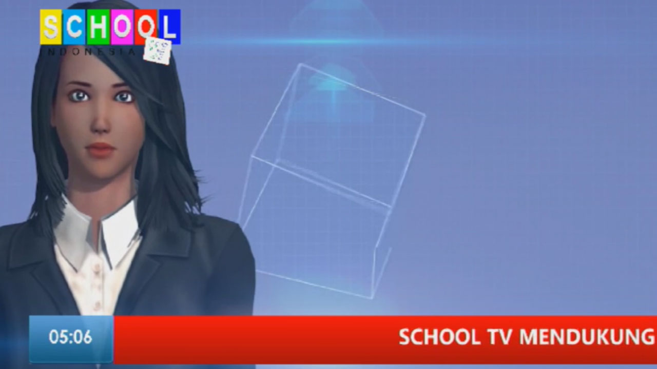Frekuensi siaran School TV di satelit ABS 2 Terbaru