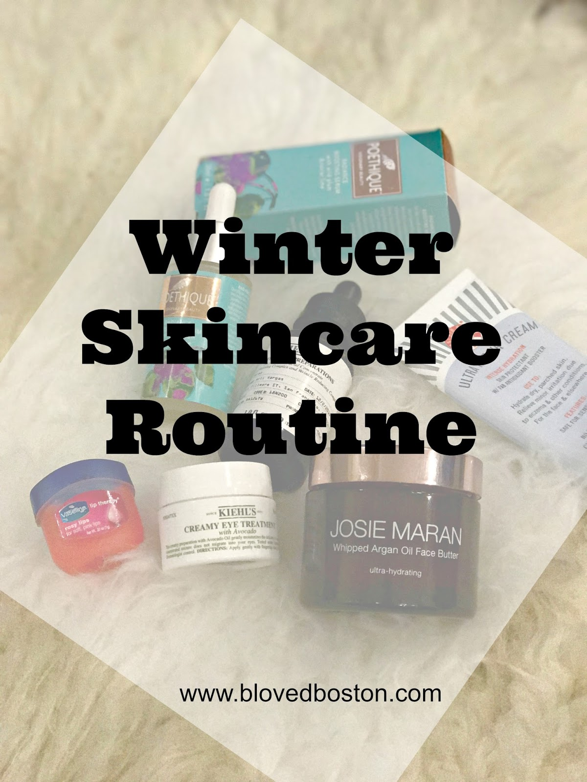 Skincare Routine for Winter