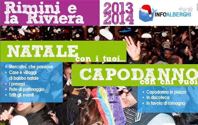 capodanno Rimini guida
