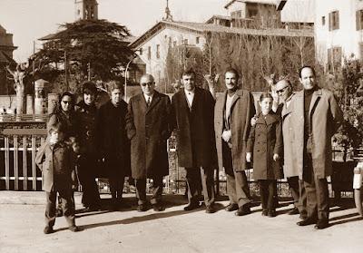 Desplazamiento con el Foment Martinenc en 1971
