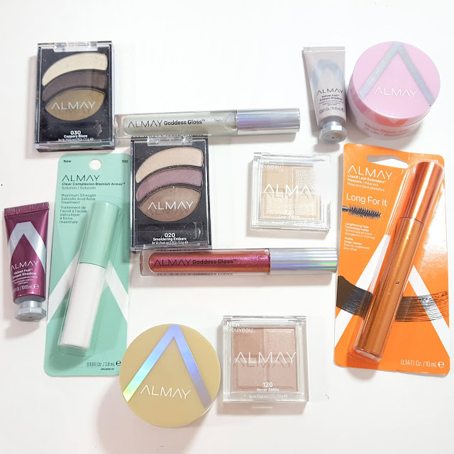 New Makeup from Almay ~ Review