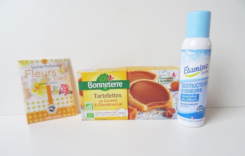 biscuits destructeur d'odeurs bio bonneterre etamine