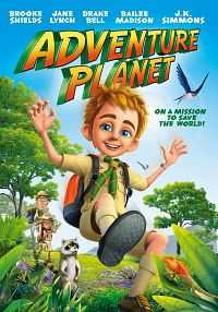 Adventure Planet (2012) 300mb Hindi Dubbed Movies Download