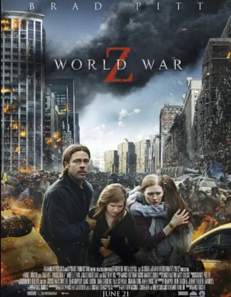 Download Film World War Z (2013) Subtitle Indonesia