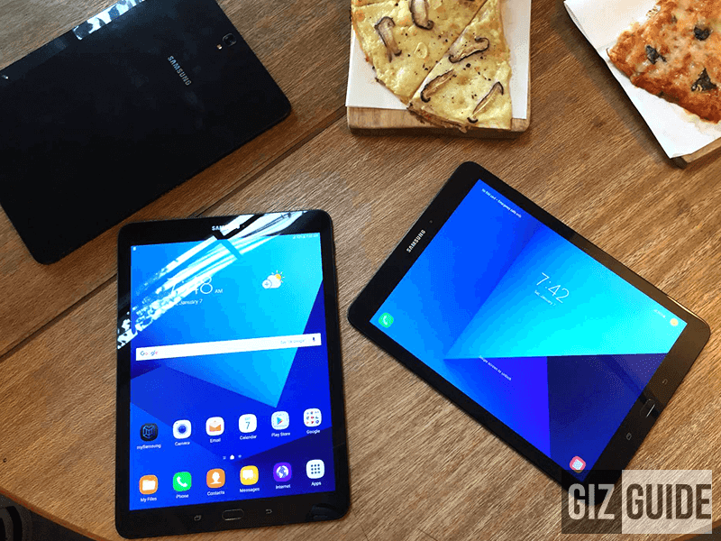 "Samsung Galaxy Tab S3 Launches In PH, A ""Cinema Grade"" Tablet For PHP 37990"