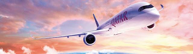 Suuntana Aasia | Hukkapiilo | Qatar Airways | Helsinki | Doha