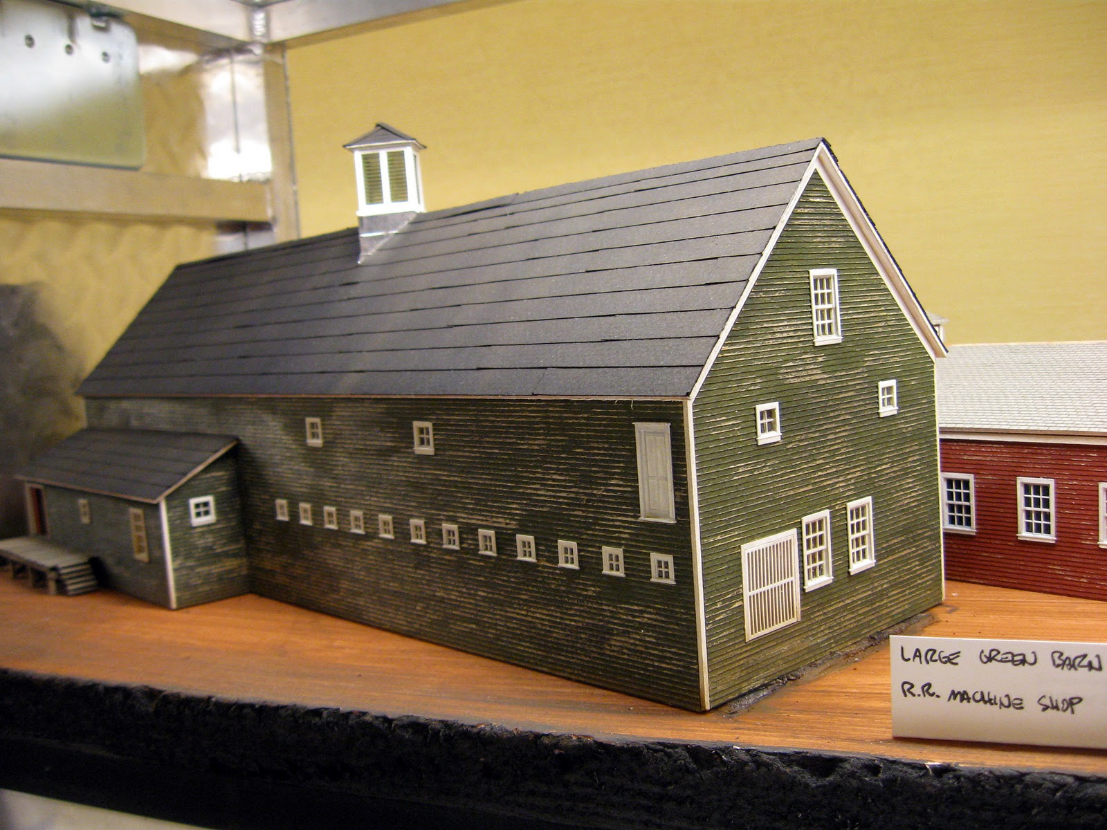 White River Division Dealers Fine Scale Model