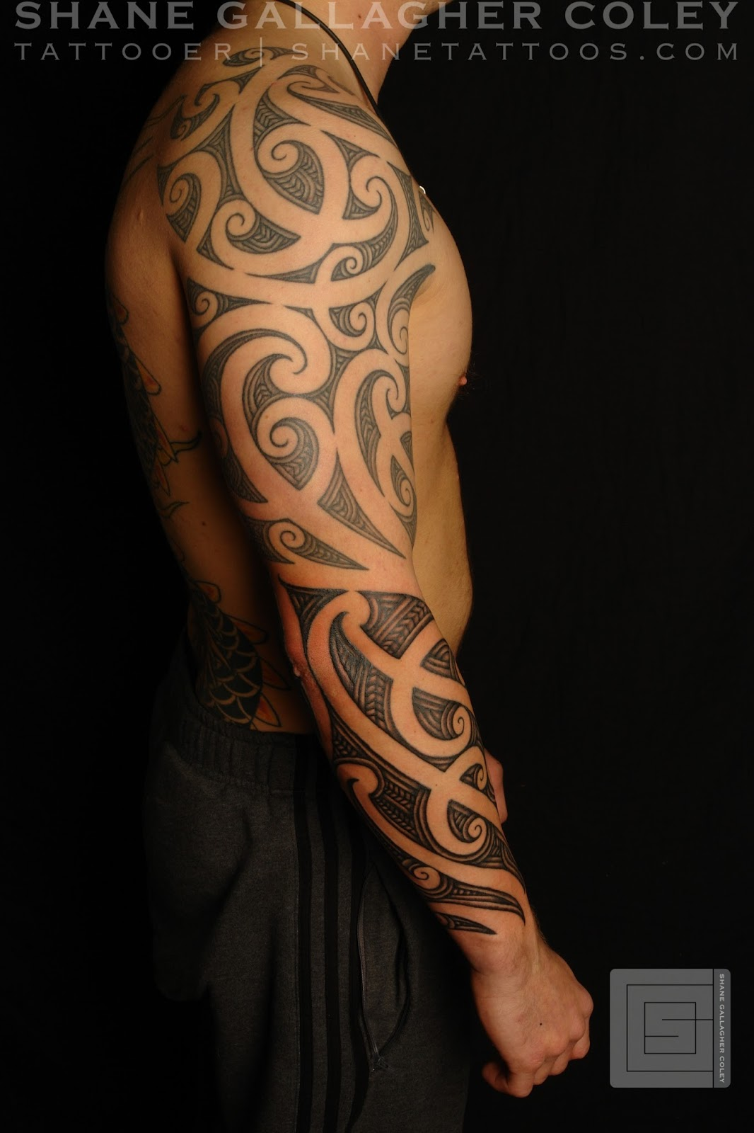 1000+ Images About Maori Tattoo On Pinterest