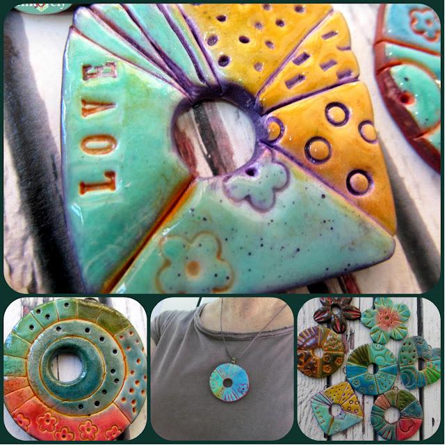 הילה בושרי, hillovely, תליונים פימו, תכשיטים מפימו, סדנאות צירה, סדנת יצירה, סדנאות למבוגרים,
