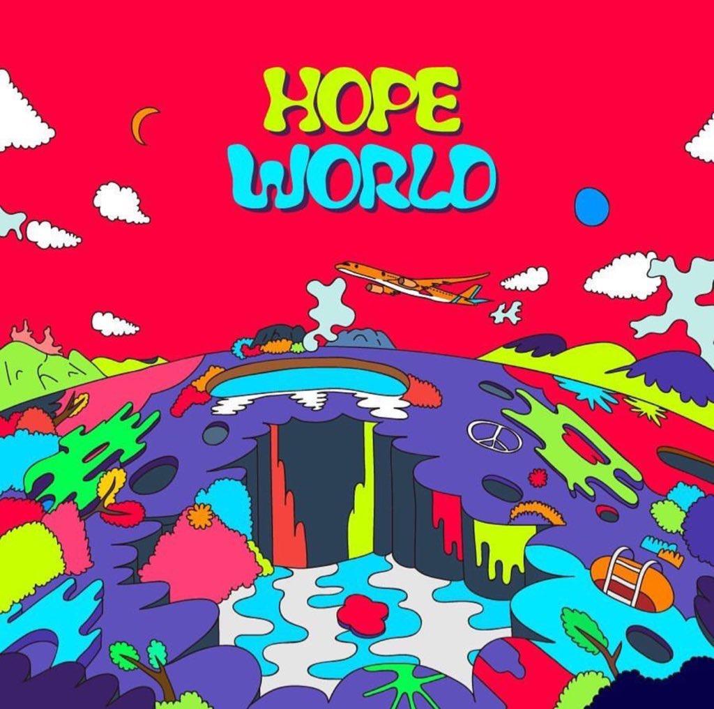 Lise Lyng Falkenberg's Point of View: HOPE WORLD