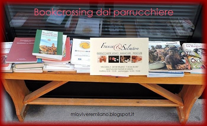 Bookcrossing Milano zona 9