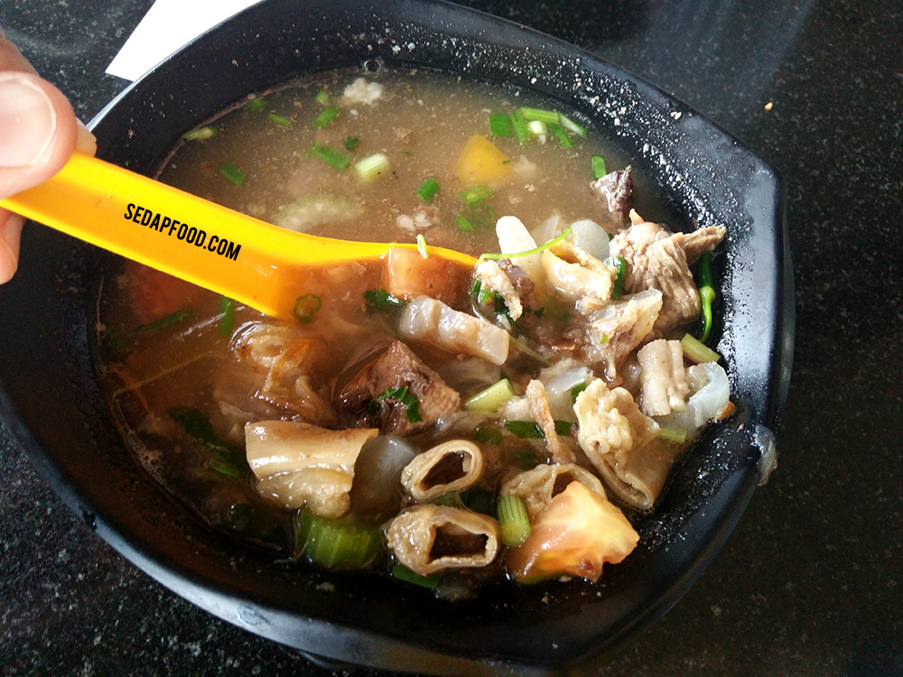 Review Sup Urat Keting, Tempat Makan Best Di Bangi