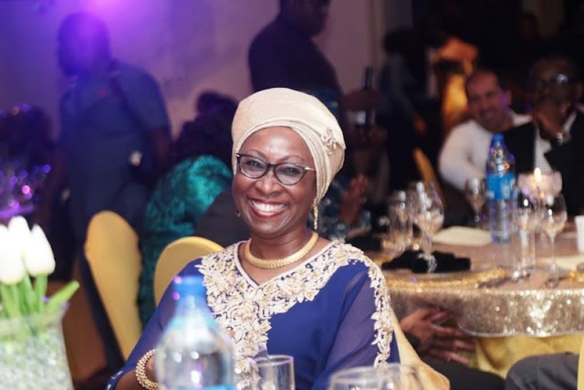 Amina Oyagbola, former MTN Nigeria Human Resources Executive