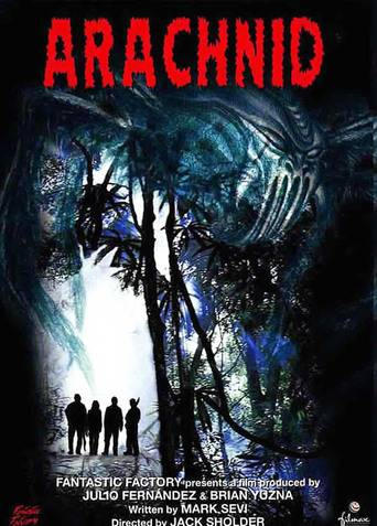 Arachnid (2001) ταινιες online seires oipeirates greek subs