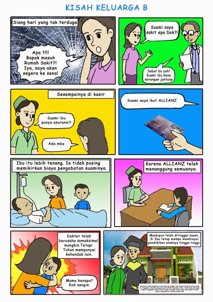 Contoh Gambar Karikatur Komik - Koleksi Gambar HD